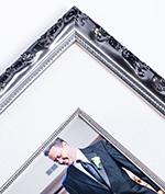Fillet for wedding framing
